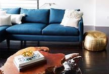 """Lovely Living Rooms  / Living rooms that make us say, """"Oooh!""""  / by nousDECOR"""