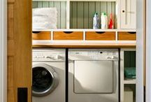 Doing the Laundry (Room) / Laundry Room Ideas & Inspiration | Interior Design & Decor