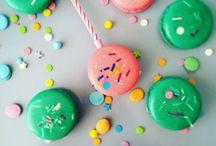French Macarons / Macaron and more Macarons