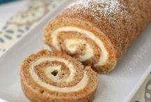 Swiss/ Cake Rolls