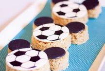 Football Party / Get all your football party inspiration here on this board! Stock up on football World Cup party essentials at bargain prices. Shop now over on our website: http://www.flingerspartyshop.co.uk/party-themes/football-party-theme