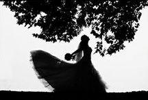 Bruidsfoto's iedeeën / Bruidsfotografie, trouwreportage ideeën.