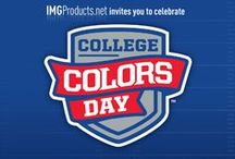 College Colors Day / September 2 is #CollegeColors Day! We've got you covered with  board ideas.