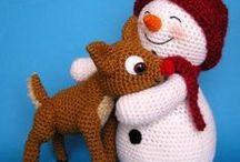 Háčkování Vánoce