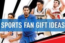 Gifts for All Sports Fans / Follow along for great gift ideas for everyone on your shopping list — and show us your own wish lists by tagging @IMGPublications on your sports-inspired pins!
