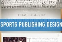 Sports Publishing Designs / The IMGProducts.net team works hard to make each college sports program we produce into a functional, beautiful publication.
