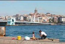 Путешествие в Стамбул / Вся информация об организации самостоятельного путешествия в Стамбул: что посмотреть, где жить, как сэкономить, купить билет в Стамбул, кафе и рестораны
