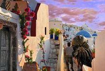 Греция и греческие острова