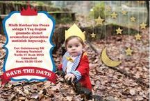 My little prince / Little Prince birthday party organization details