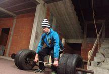 HOME GYM / Homemade gym, gargegym, diy, fitness room