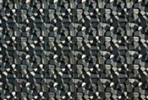 Penta / Contemporary tile design by Cristina Vezzini