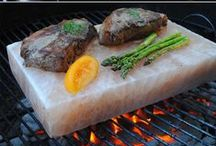 Grillin' and chillin' / Ideas for cooking in the great outdoors