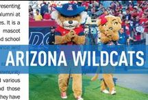Arizona Wildcats / Official University of Arizona Athletics Publications, produced by IMG College. #BearDown #ArizonaWildcats #Arizona