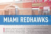 Miami RedHawks / Official Miami University Athletics Publications, produced by IMG College.