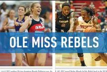 Ole Miss Rebels / Official University of Mississippi Publications, produced by IMG College. #HottyToddy