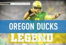 Oregon Ducks / Official University of Oregon Athletics Publications, produced by IMG College. #GoDucks