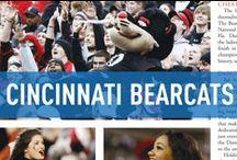 Cincinnati Bearcats / Official University of Cincinnati Athletics Publications, produced by IMG College.