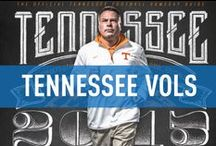 Tennessee Volunteers / Official University of Tennessee Athletics Publications, produced by IMG College. #GoVols