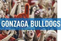 Gonzaga Bulldogs / Official Gonzaga University Athletics Publications, produced by IMG College. #UnitedWeZag