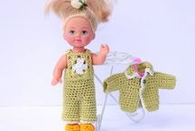 Kelly Doll clothes