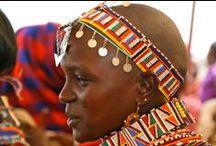 The Maasai / Images from the Maasai tribe in Amboseli, Kenya