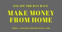 Make Money From Home / Full review of make money from home and make money online opportunities and tools for those looking for work from home jobs or ideas.