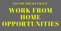 Work from home Jobs / To save you time, I've done the research on these work from home Jobs to find out if they are legitimate or scams.  Work From Home Opportunities   Work From Home   Work From Home Ideas   Work From Home Online   Work From Home Extra Money
