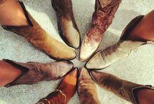 Boots<3 / by Amanda Howard