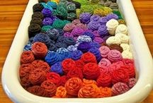 Knitting patterns, photos and Art / by Julie White
