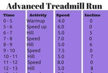 Treadmill Workouts Group Board / Best treadmill workouts for beginners, advanced, to lose weight, fat burning, interval, HIIT, tabata, toning, glutes, walking and more.  Board rules: no limits on pins but please NO irrelevant pins or spam.  Spammers will be removed and blocked. To join, follow the board and myself and then send me a private message or email sheri (at) kaz-lifebalance (dot) com