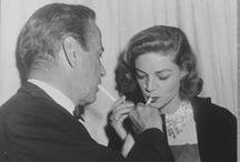 Bogart and Bacall / by Sahara Ayoubi