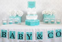 Baby shower / by Kristen Rub