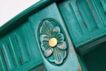 My Painted Furniture / Here's a selection of the furniture I've painted over the years. Just visit my website to see more:  http://clementenecoates.co.uk/ I'd love to receive your comments.