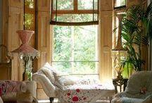 Interior DIY Crafts / by Vina Stanford