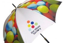 Umbrella / Imprinted Logo