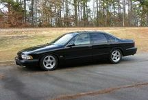 1996 Impala with 560HP LS3 / This is a 1996 Impala SS that had a Chevy LT1 small block installed. SPS will be installing a LS3 Engine with 560HP and a Tremec T56 Transmission, to Retro-Fit 4 door Impala. Keep checking back for more updates. Be sure to check out www.spsengines.com