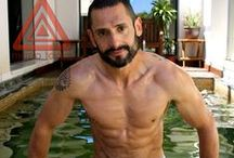 Mario Torres / Male Swimwear by Spanish designer Mario Torres from Madrid.   Bañadores masculinos diseñados por el español Mario Torres Frade Madrid.