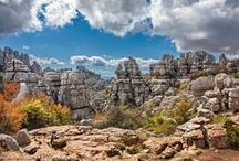 Sspanish Natural Places / Nature spaces in Spain.  / by Sspanish Classes