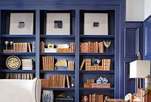 BOOKCASES & BUILT-INS