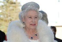 H.M. Queen Elizabeth II. - A Royal Smile