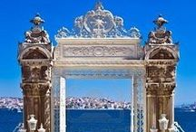 Palace Gates / Garden Gates
