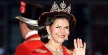 H.M. Silvia Queen Consorte of Sweden / H. M. Drottning Silvia av Sverige