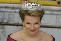 H. M. Queen Mathilde, Queen Consorte of the Belgians