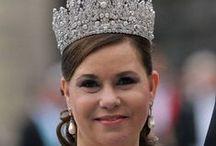 H.R.H Grand Duchess Maria Teresa of Luxemburg / S.A.R. Grand Duchess de Luxembourg