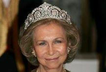 H.M. Queen Sophia of Spain