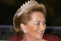 H. M. the Queen Paola of Belgium