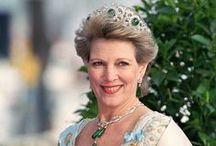 H. M. Queen Anne-Marie, Queen Consort of Greece, nee Princess of Denmark