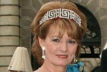 H.R.H. Crown-Princess Margareta of Romania, Princess  of Hohenzollern