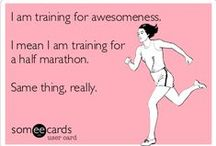 Half Marathon Training Group Board / Half marathon training, motivation, tips and for beginners. Board rules: no limits on pins but please NO irrelevant pins or spam. Spammers will be removed and blocked. To join, follow the board and myself and then send me a private message or email sheri (at) kaz-lifebalance (dot) com