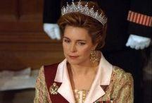 H.M. Queen Noor, the Queen Dowager of Jordan